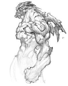 Phantom Guard - Characters & Art - Darksiders