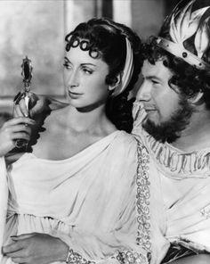 38 Best Quo Vadis images | Deborah kerr, Film, Peter ustinov Patricia Laffan Wikipedia