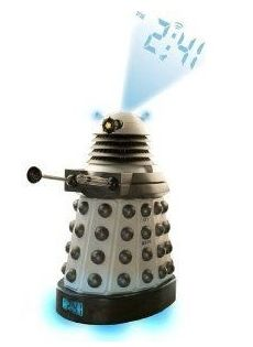 Who wants to win a Doctor Who Dalek Alarm Clock? http://www.sealy.co.uk/blog/index.php/alarm-clock-giveaway-on-facebook/ #Giveaway #Competition