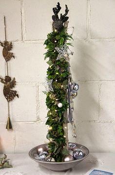 Bloemschikken Rosalie: Bloemschikken Advent & Kerst 2014 - 3. Raamdecoratie