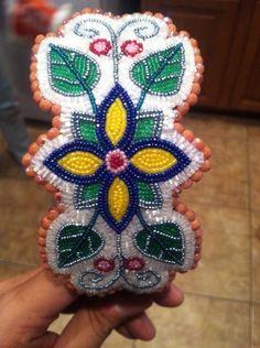 Headband, Mama Longlegz, Ojibwe