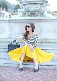 【着こなし】話題のミモレ丈スカートで夏の上品コーディネイト - NAVER まとめ