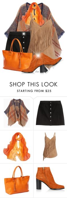 """""""Fall, let's go!"""" by lmm2nd ❤ liked on Polyvore featuring Max&Co., H&M, Gestuz, Clava and Chloé"""