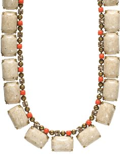 Set-In-Stone Necklace in Andalusia by Sorrelli    #sorrelli
