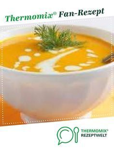 by A Thermomix recipe from the soups category on www.de the Thermomix Community. The post Carrot soup delicious! Carrot Soup, Health Desserts, Healthy Smoothies, The Best, Carrots, Low Carb, Food And Drink, Healthy Recipes, Eat Healthy