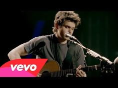 ▶ John Mayer - Free Fallin' (Live at the Nokia Theatre) - YouTube