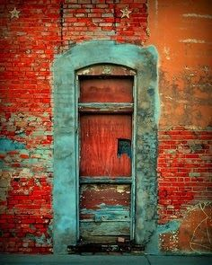 RETRO KIMMER'S BLOG: SOME MORE VERY COOL DOORS