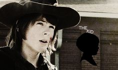 I DONT KNOW HOW AND I DONT KNOW WHEN BUT I DEFINATLY HAVE A THING FOR CARL GRIMES