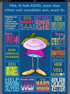 Voor Alessandro want ADHD is cool! Coaching, School Teacher, Primary School, Teacher Stuff, Social Work, Social Skills, Adhd Funny, Adhd Quotes, Special Educational Needs