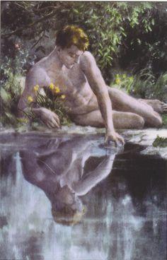 narcissus art - Google-søgning