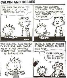 Calvin !! comic-strips