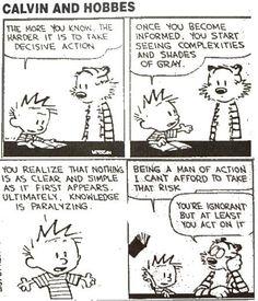 Calvin !! comic-strips