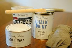 Breakfast at Gigi's: DIY: Using Chalk Paint