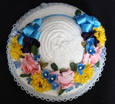 "Smocked Embroidered Easter Outfit for Dianna Effner's 13"" Little Darling Dolls | eBay"
