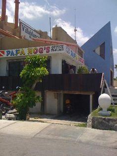 Less than 9 weeks!! -- Papa Hog's -- Cozumel, Mexico
