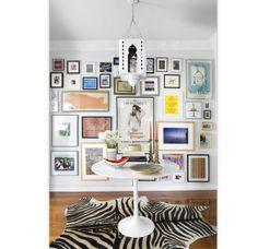 アートと壁があればいい。ぼくのお部屋がまるでギャラリーのように | roomie(ルーミー)