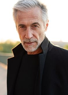 Older Mens Hairstyles, Grey Hair Men, Andreas, Male Models, Most Beautiful, Handsome, Mens Fashion, Cannon, Hair Styles