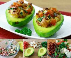 BLt Avocadoes