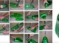 La escoba de la botella