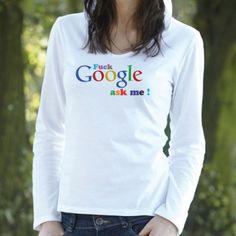 Fuck Google Ask Me Hoodie (Limited Stock) - DNTStore.com