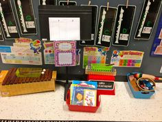 Centers: Sound Stories | Elementary Music Resources...probably more organized than the way I usually do it :)