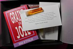 Отзыв о парфюмерном коробочном сервисе EXPERT BOX #1 от Интернет-магазина Beaty United