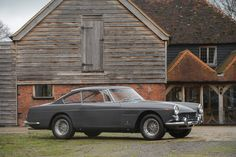 This 1963 Ferrari 250 GTE 2 + 2 Series III by Pininfarina is one of the...