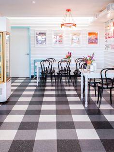 Sugar Mama's Bakeshop by Allison Burke Interior Design, Austin – Texas » Retail Design Blog
