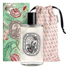 "Rose Eau de Toilette by DIPTYQUE - The ""queen"" reveals herself. Mischievously peeking out from under the dew, awakened by the lychee. Sumptuous at the sun's zenith, with the alliance of the Centifolia and Damascena roses. Mysterious at dusk, embellished with the scents of honey and cedar."