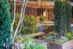 dream gardens: Moderná záhrada - najnovšie trendy smerujú ku romantike