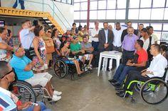 Pessoas com deficiência assinam contrato do projeto Minha Casa Minha Vida em Camaçari | Portal PcD On-Line
