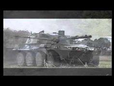 120mm B1 Centauro wheeled tank destroyer - Live Fire Trials - YouTube