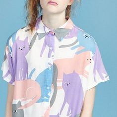 Lazy Oaf is a great place to find something for your friend who would rather go naked than wear a boring garment.