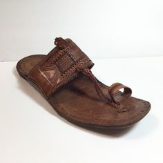 Water Buffalo Sandals Or Jesus Sandals As I Used To Refer