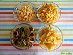 BUENASIEMBRA: Cómo hacer frutas deshidratadas caseras...