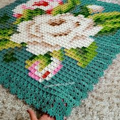 Quick And Easy FREE Crochet Blanket Patterns For Beauty Homes! - Page 49 of 49 - Daily Crochet! # crochet blanket patterns free quick Quick And Easy FREE Crochet Blanket Patterns For Beauty Homes! - Page 49 of 49 - Daily Crochet! Crochet C2c, Pixel Crochet Blanket, Crochet Blanket Patterns, Baby Blanket Crochet, Crochet Stitches, Crochet Baby, Free Crochet, Knitting Patterns, Crochet Quilt Pattern