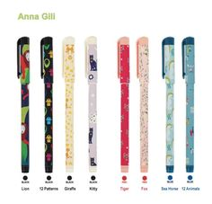 Slim Pattern Pen