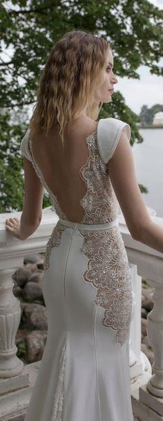 Lian Rokman Wedding Dress 2018 - Stardust Bridal Collection -Pavo4