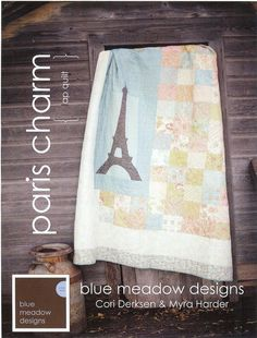 Paris quilt pattern