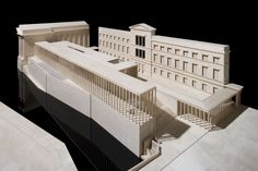 David Chipperfield Architects . James Simon Galerie  . Berlin (4)