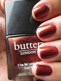 butter LONDON Shag