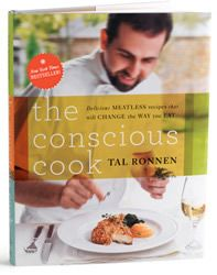 The Conscious Cook by Chef Tal Ronnen. The standard for high end vegan cooking.