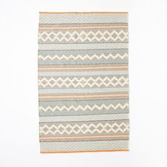 Heirloom Wool Rug, 2'x3', Moonstone