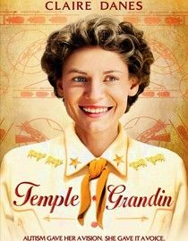 Temple Grandin - LOVE THIS!!! I had the opportunity to hear her speak recently.