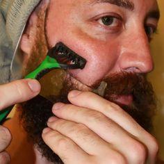 Barba y bigote mejor Grooming herramienta Lograr la por BeardGains