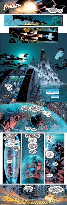 "NIGHTWING IN ""BATMAN: HUSH"" —HE SHIPS BATMAN & CATWOMAN?! (Batman listens to Nightwing's dating advice... Or is he?)"