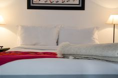 Chambre du riad Azahra à Rabat. Bed, Home, Morocco, Bedroom, Stream Bed, Ad Home, Homes, Beds, Haus