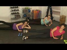 ▶ Leg and Butt Workout, Prenatal Fitness, Class FitSugar - YouTube
