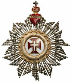 ORDER OF THE CHRIST 1st Class Star. : Lot 1520