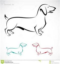 Dachshund Drawings - Bing Images